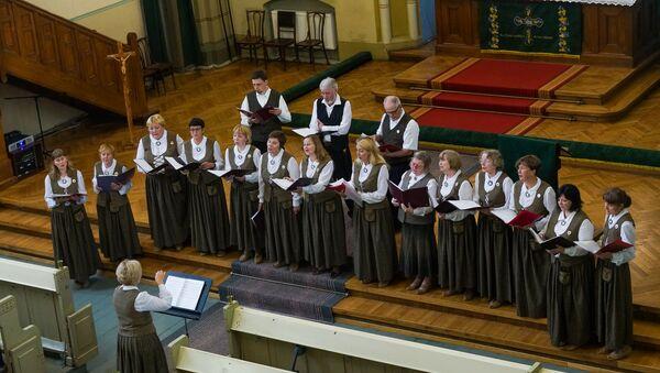 Академический ингерманландский хор Inkeri - Sputnik Латвия