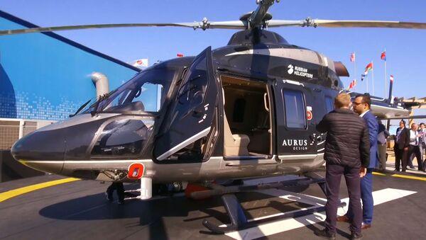 Вертолет в стиле Aurus - Sputnik Латвия