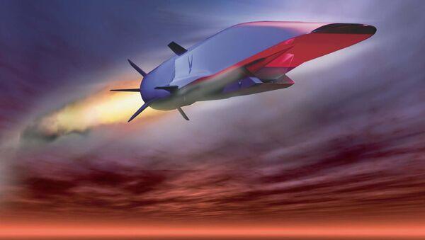 Гиперзвуковая крылатая ракета X-51A Waverider - Sputnik Latvija
