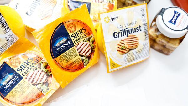 Сыр для гриля - Sputnik Latvija