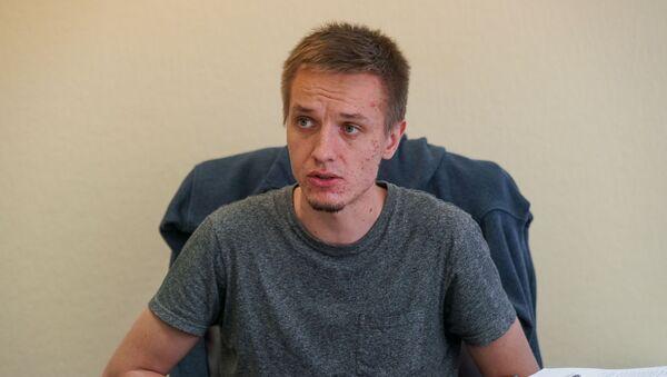 Член правления Даугавпилсской региональной больницы Григорий Семенов - Sputnik Латвия