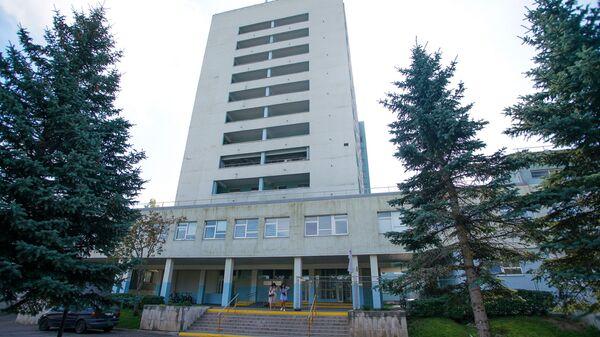 Даугавпилсская региональная больница - Sputnik Латвия
