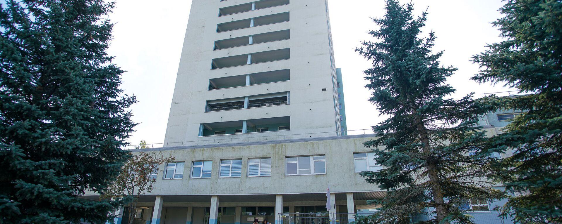 Даугавпилсская региональная больница - Sputnik Латвия, 1920, 17.09.2021
