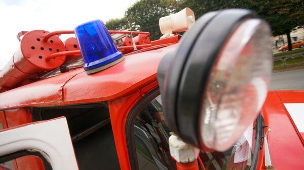 Латвийские пожарно-спасательные службы - Sputnik Latvija