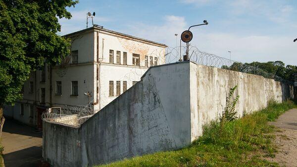 Даугавпилсская тюрьма, в просторечии - Белый лебедь - Sputnik Latvija