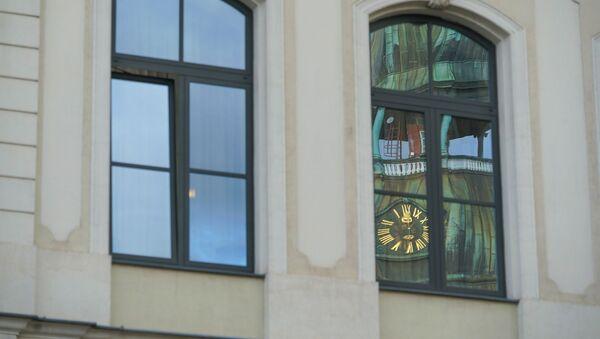 Пикет – Нет монополии! Нет TIrIga у здания Рижской думы - Sputnik Латвия