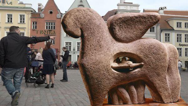 Эстонию атаковал троянский конь c Украины - Sputnik Латвия