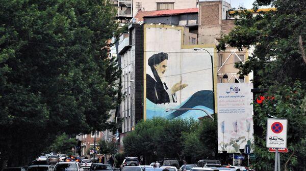 Тегеран. Иран. - Sputnik Latvija