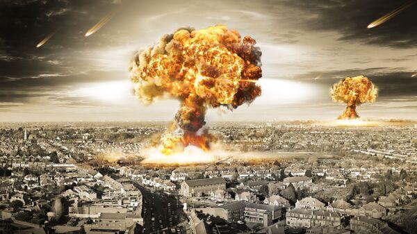 Ядерный взрыв - Sputnik Latvija
