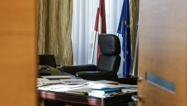 Кресло мэра Риги - Sputnik Латвия