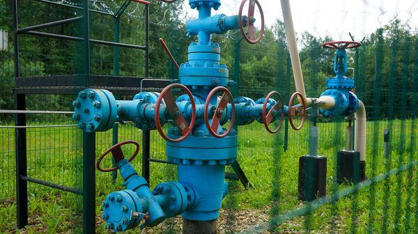 Инчукалнское подземное газохранилище - Sputnik Латвия