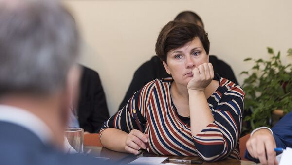 Илзе Винькеле - Sputnik Латвия