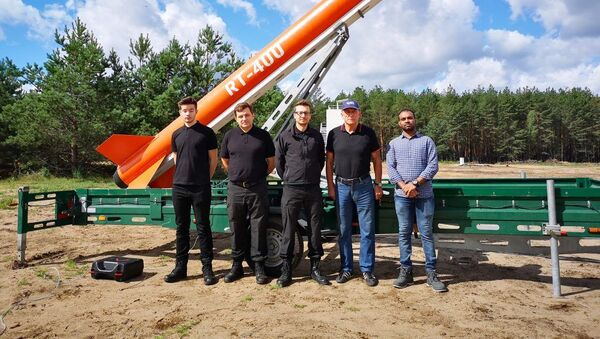 Группа ученых из Каунасского технологического университета (KTU) разработала учебное оборудование для систем ПВО малой дальности, которое имитирует естественные условия ведения боевых действий - Sputnik Latvija