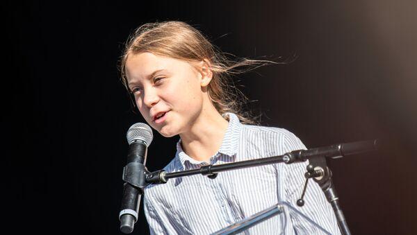Грета Тунберг - Sputnik Latvija