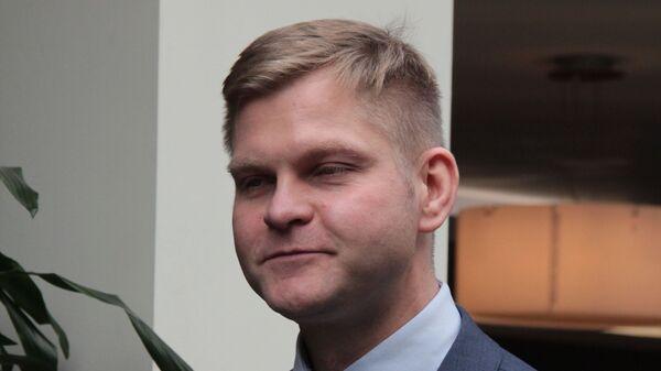 Министр благосостояния Гатис Эглитис  - Sputnik Латвия