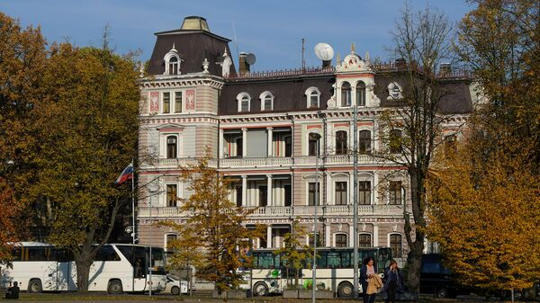 Посольство России в Латвии - Sputnik Latvija