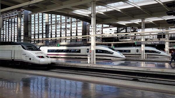 Rail Baltic vizualizācija - Sputnik Latvija