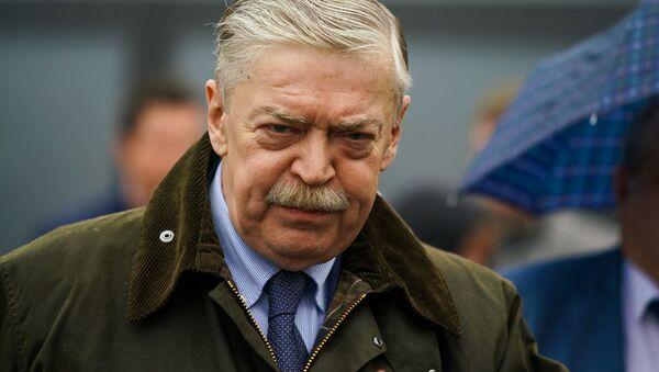 Посол России в Латвии Евгений Лукьянов - Sputnik Латвия