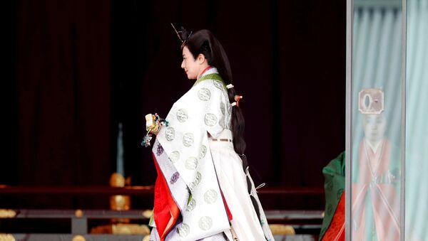 Императрица Японии Масако - Sputnik Латвия