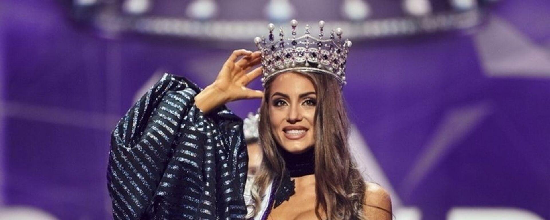Мисс Украина - 2019 Маргарита Паша - Sputnik Latvija, 1920, 26.10.2019