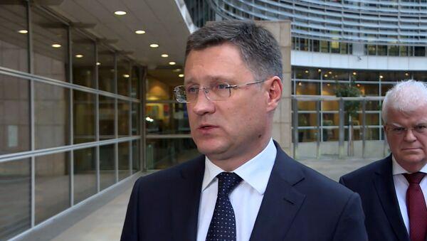 Газовая война или газовый транзит: о чем договорились РФ и Украина - Sputnik Латвия
