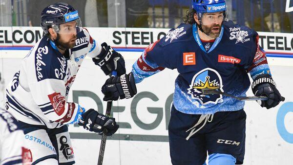 Хоккейный матч Витковице - Рытиржи - Sputnik Латвия