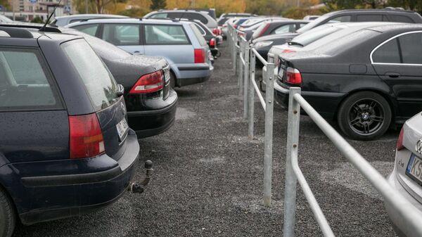 Парковка для автомобилей - Sputnik Латвия
