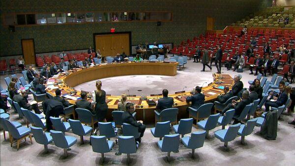 В ООН поддержали российский проект по борьбе с героизацией нацизма - Sputnik Латвия