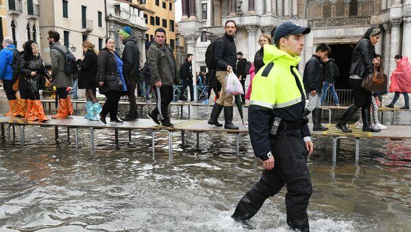 Города мира. Венеция - Sputnik Латвия