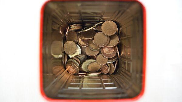 Денежные сбережения - Sputnik Латвия