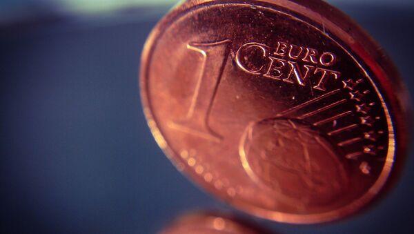 1 евроцент - Sputnik Latvija