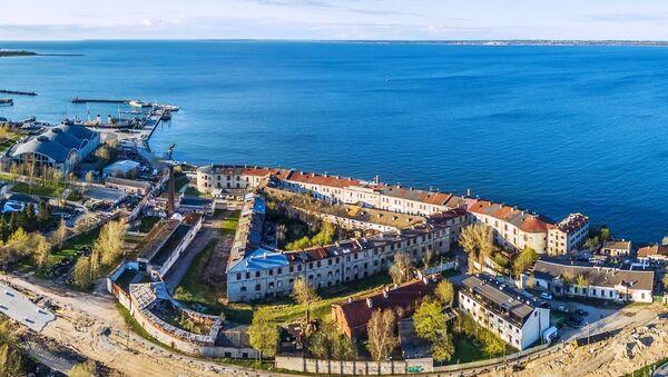 Батарейная крепость в Таллине, построенная по приказу российского императора Николая I - Sputnik Latvija