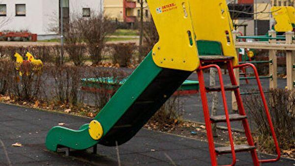 Детским садам Латвии придадут национальный акцент - Sputnik Латвия