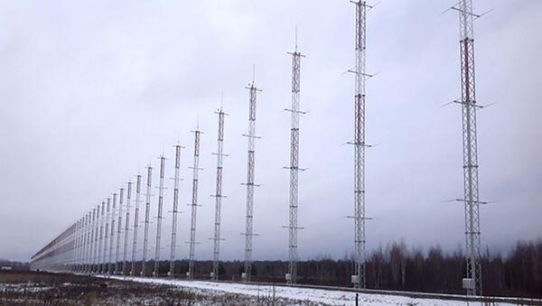 РЛС загоризонтного обнаружения «Контейнер» - Sputnik Latvija