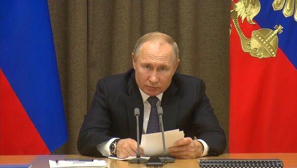 США задумали войну в космосе? Россия способна удержать их от этого шага - Sputnik Латвия