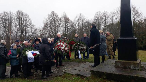 Мероприятие в Сабиле декабрь 2019 - Sputnik Латвия