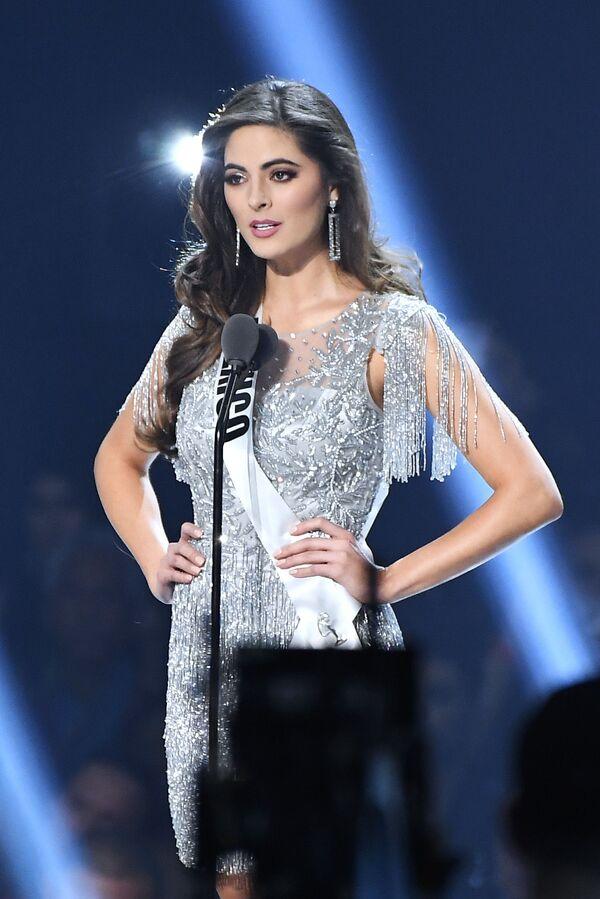 Мисс Мексика София Арагон на конкурсе красоты Мисс Вселенная 2019 в Атланте, США  - Sputnik Латвия
