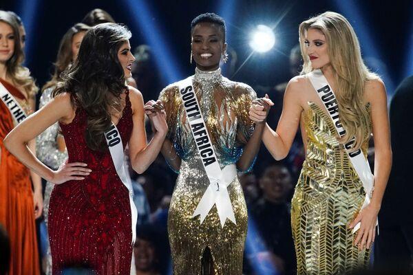 Финалистки конкурса красоты Мисс Вселенная 2019 в Атланте, США - Sputnik Латвия