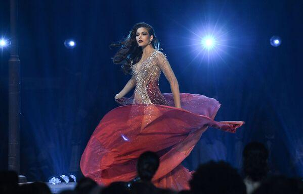 Мисс Таиланд Paweensuda Drouin на конкурсе красоты Мисс Вселенная 2019 в Атланте, США - Sputnik Латвия