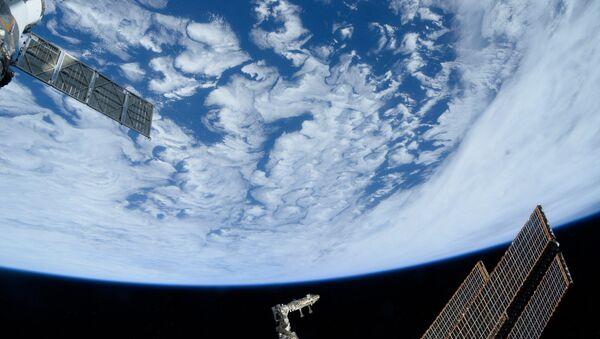 Вид Земли из космоса - Sputnik Latvija