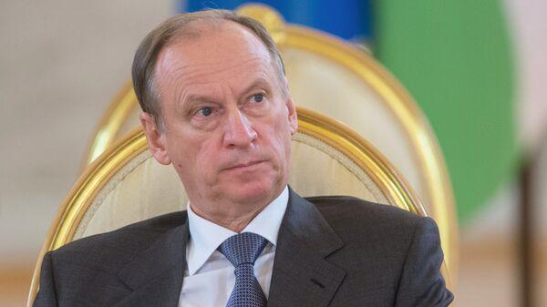 Krievijas Drošības Padomes sekretārs Nikolajs Patruševs - Sputnik Latvija