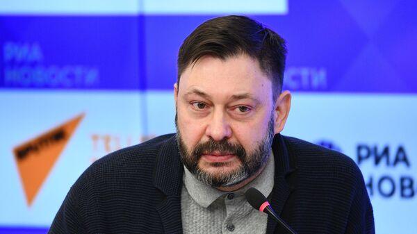 Исполнительный директор МИА Россия сегодня Кирилл Вышинский - Sputnik Латвия