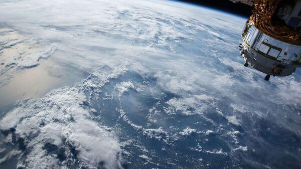 Вид на планету Земля из космоса - Sputnik Latvija
