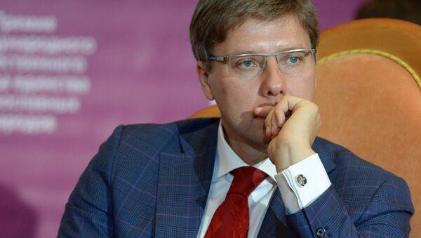 Rīgas mērs Nils Ušakovs. Foto no arhīva - Sputnik Latvija