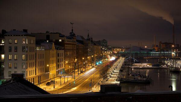 Вид от Успенского собора. Хельсинки - Sputnik Латвия