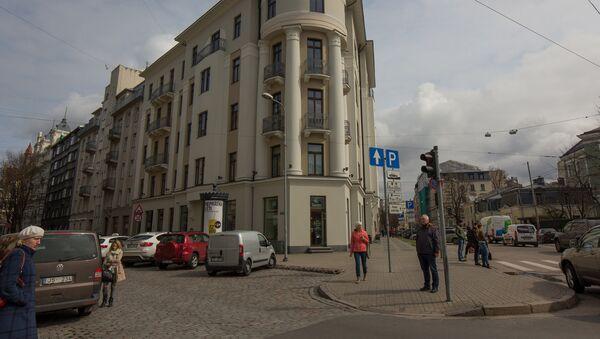 Улица в Риге - Sputnik Латвия