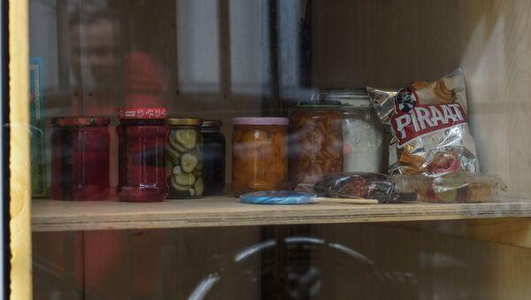 Холодильник для обмена продуктами. - Sputnik Latvija