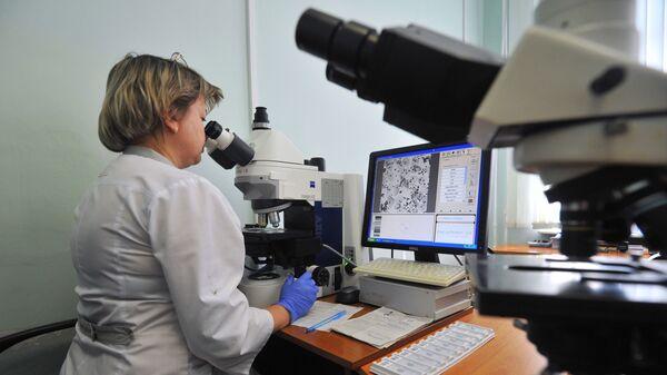Работа онкодиспансера в Тамбове - Sputnik Латвия