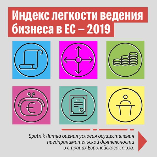 Индекс легкости ведения  бизнеса 1 - Sputnik Латвия