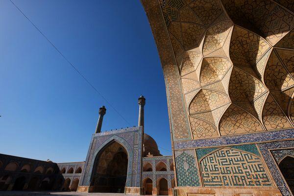 Мечеть Джами в Исфахане - Sputnik Латвия